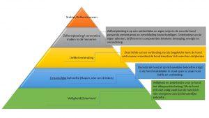 pyramide van Maslow